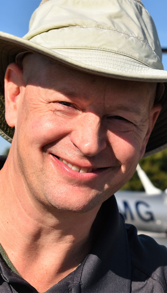 Geoff Weate headshot